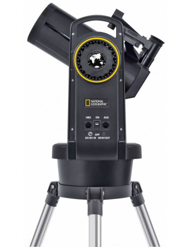 Télescope Maksutov 90 Go-To National Geographic