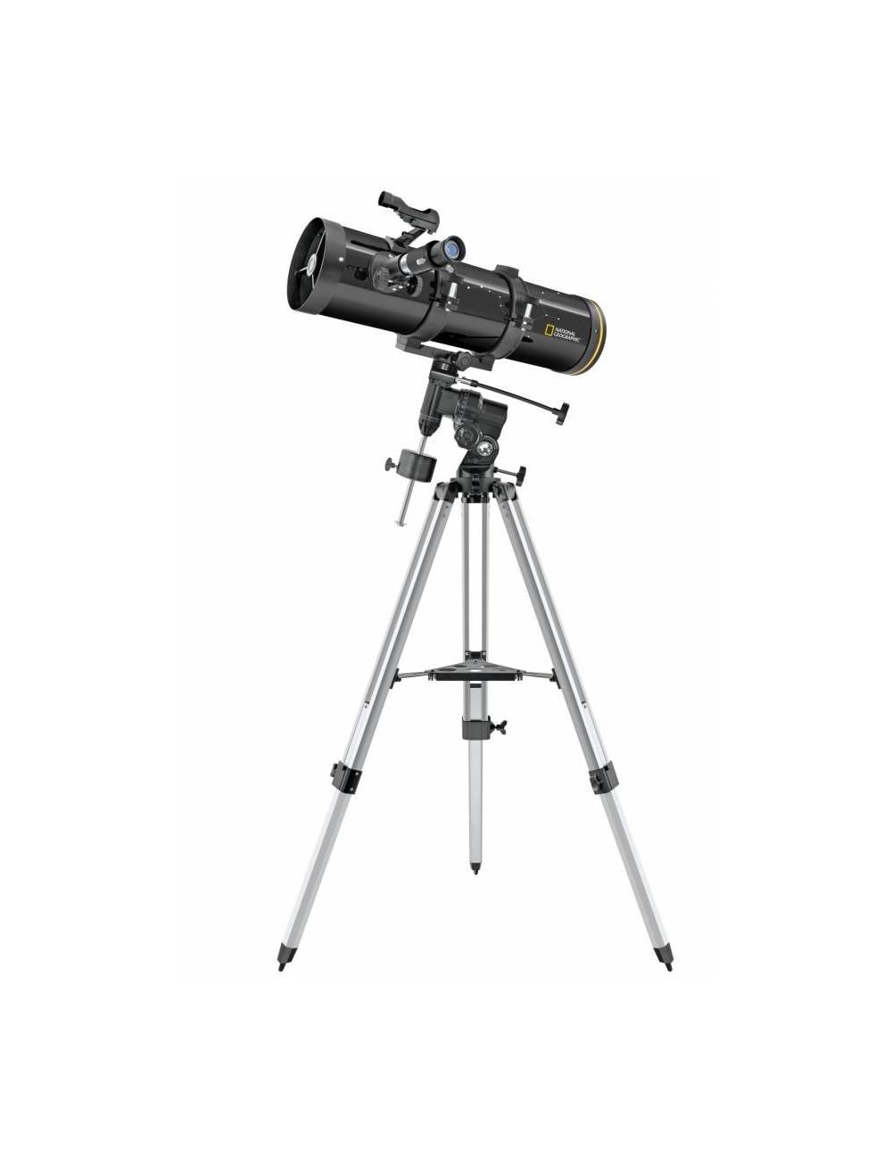 Télescope équatorial 130/650 National Geographic