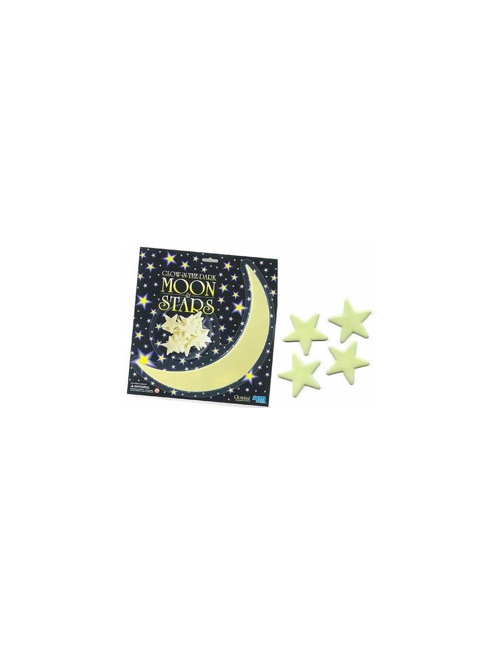 Pack Lune et 10 étoiles