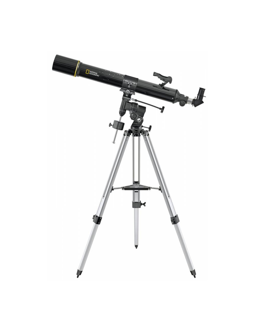 Lunette astronomique 90/900 EQ3 National Geographic