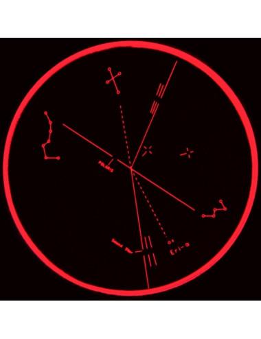 Viseur polaire éclairé pour Bresser Messier EXOS-1 EQ4