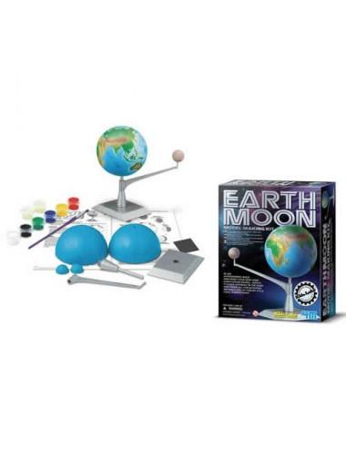 Kit du modèle Terre - Lune