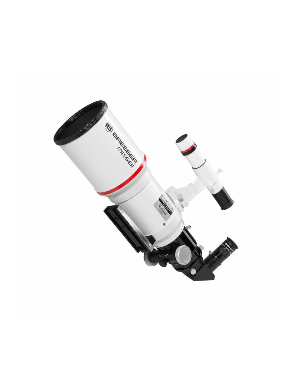 Tube optique Bresser Messier AR-102XS/460 Hexafoc
