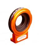 Adaptateur CCD/Objectif Nikon digital