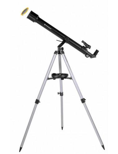 Lunette astronomique Bresser Stellar 60/800 AT2 Carbon Design