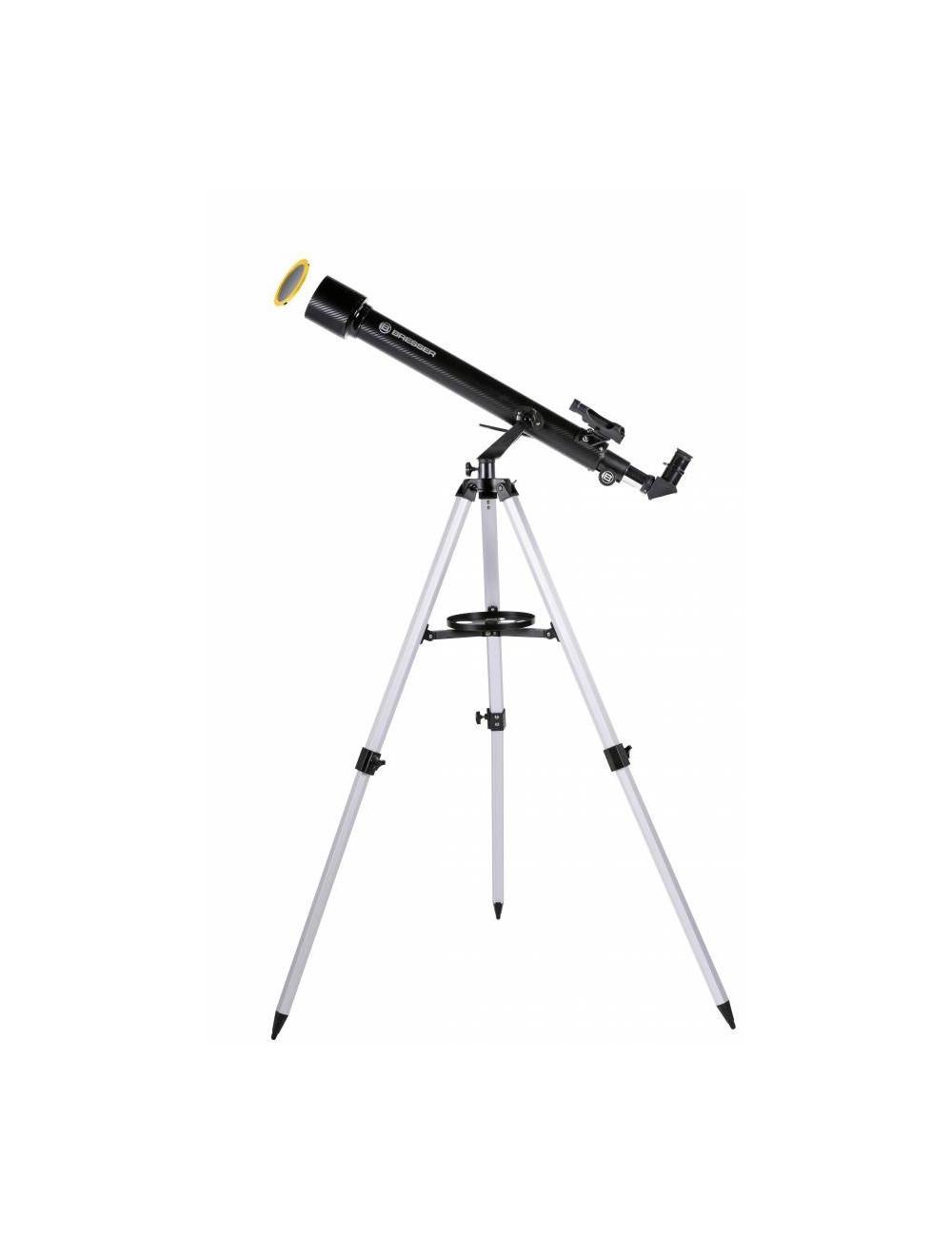 Lunette astronomique Bresser Arcturus 60/700 AT2 Carbon Design