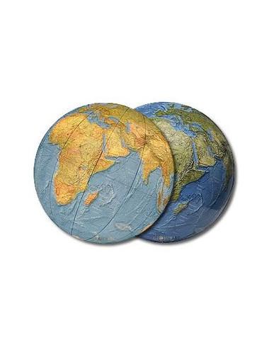 Globe Terrestre lumineux Duorama 34cm