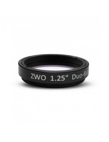 Filtre Duo-Band ZWO