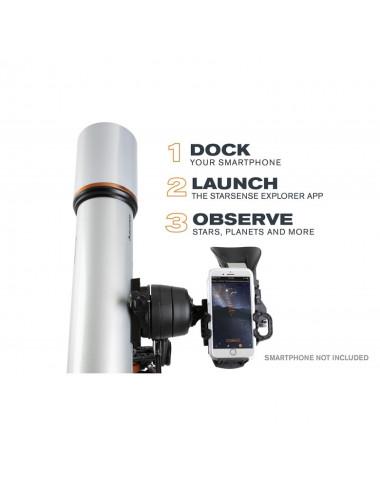 Lunette StarSense Explorer DX 102AZ Celestron