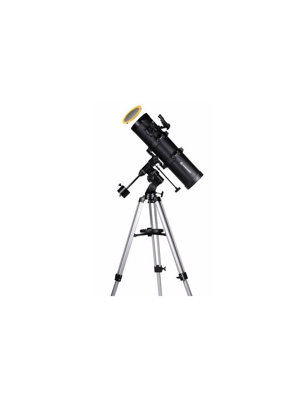 Télescope Newton équatorial Bresser Spica 130/650 EQ3 Carbon Design