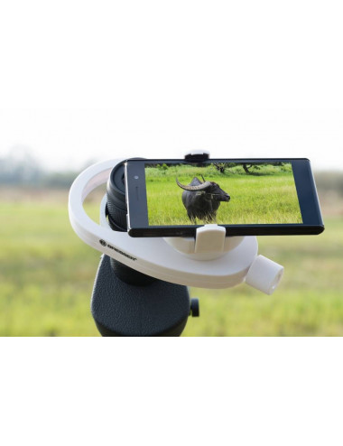 Adaptateur universel Smartphone Bresser
