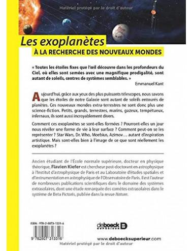 Les exoplanètes : A la recherche des nouveaux mondes