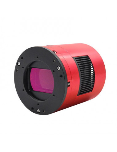 Caméra refroidie couleurs...