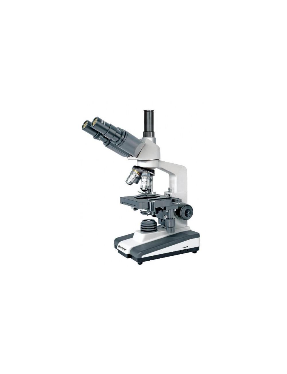 Microscope BRESSER Trinoculaire