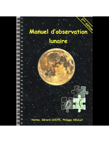 Manuel d'Observation Lunaire