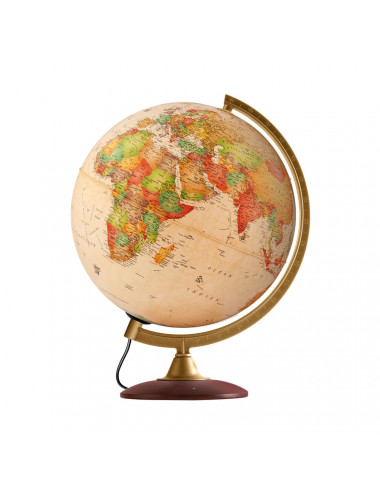 Globe colombo 30 cm antique...