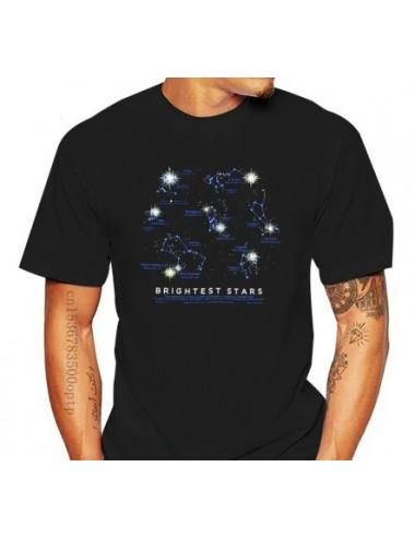 T-Shirt CONSTELLATIONS bleu...
