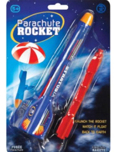 Fusée Catapulte avec Parachute