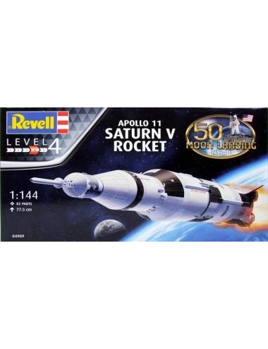 Maquette Apollo Saturn V 1/144