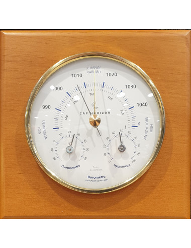 Baromètre-thermomètre-hygro...