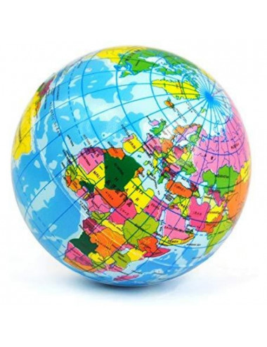 Globe éponge small 6cm