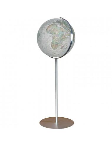 Globe sur pied ACIER ALBA 40cm