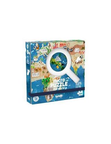 Micro puzzle 600pcs...