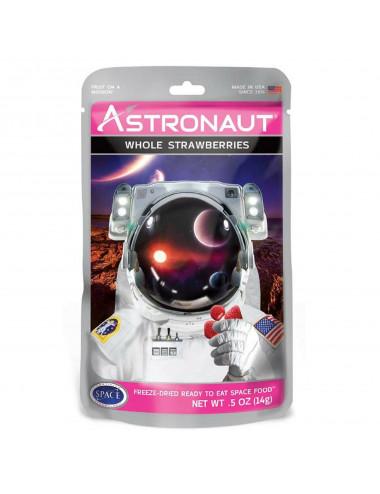 Astronaut food Fraises