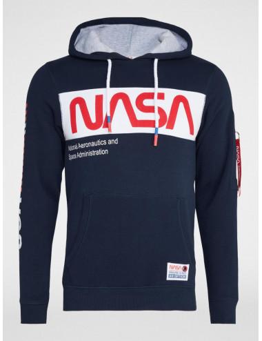 Sweat capuche - NASA - NAVY...