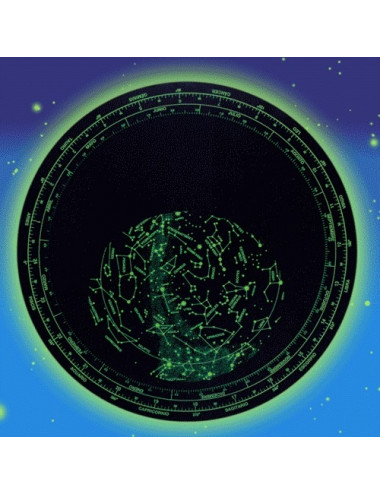 Astromagic - Planisphère lumineux 28 cm