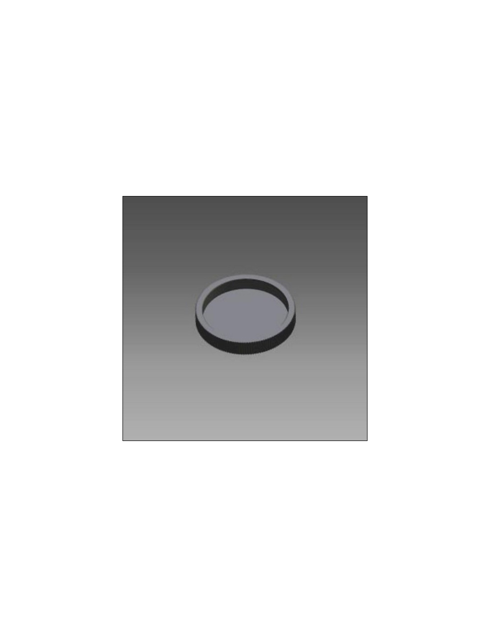 Bouchon vissant M42 mm T femelle