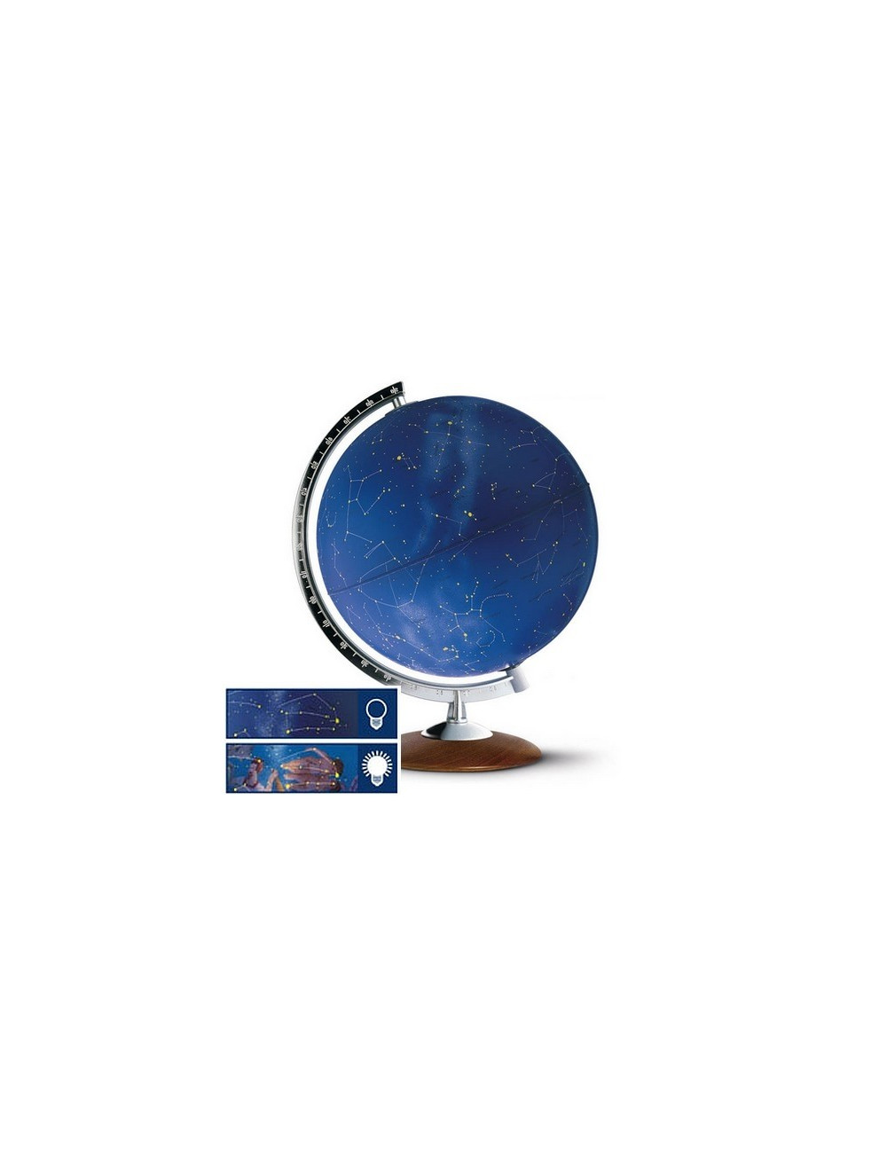 Globe céleste Zodiaco Plus - 30 cm