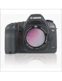 Bague T 48mm Canon EOS avec filtre IR CUT