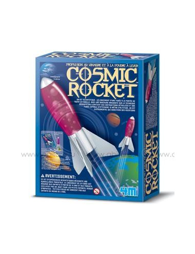 Cosmic rocket