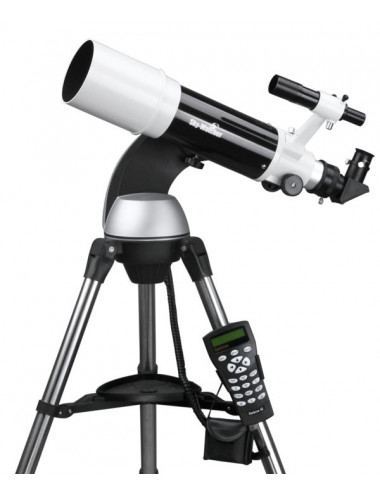 Lunette Sky-Watcher 102/500 sur AZ SynScan Go-To