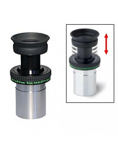 Oculaire Tele Vue Nagler zoom 3-6 mm