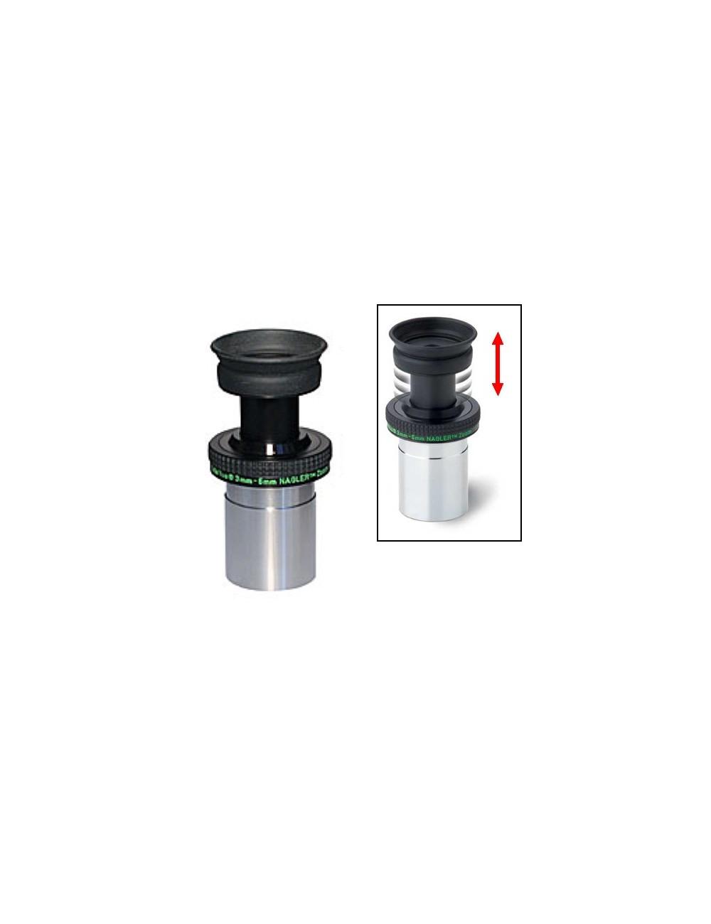 Oculaire Tele Vue Nagler zoom 3 - 6 mm