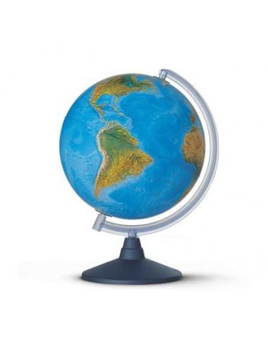 Globe lumineux élite Bleu 25 Cm