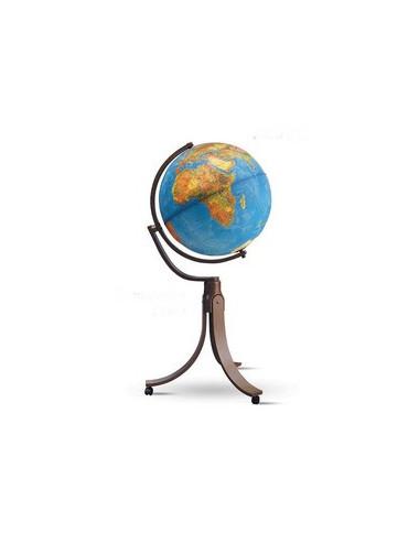 Globe Emily Bleu 50CM PIVOTANT