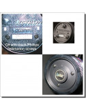 Bob's Knobs pour Celestron 8 depuis 2006 (métrique)
