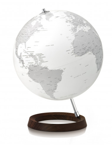 Globe terrestre lumineux Full Circle reflection