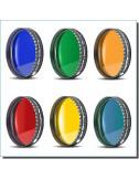 Filtres colorés 50.8mm Baader