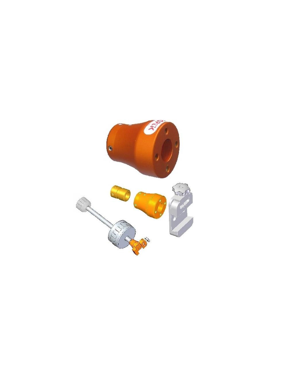 Adaptateur barre de contrepoids HEQ5/EQ6