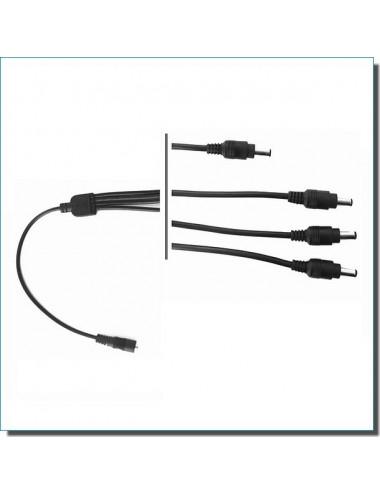 Câble 12V - 4 voies