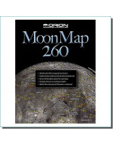 Carte de la Lune Moon Map 260 FR
