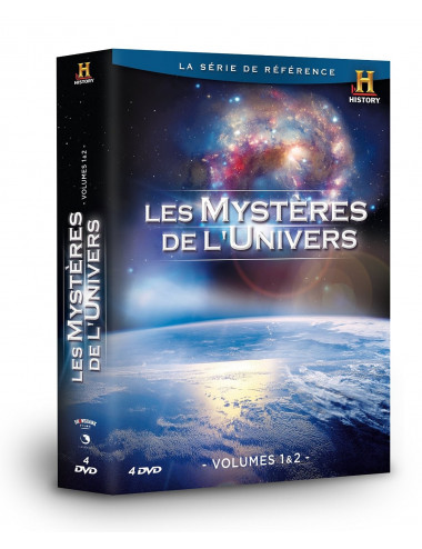 Coffret les Mystères de l'Univers