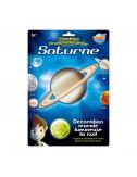Saturne phosphorescente