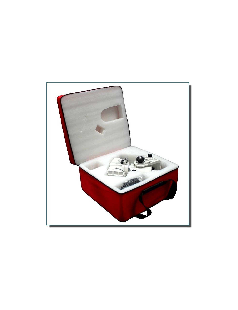 Sacoches pour montures IO45/AZEQ5/AZEQ6