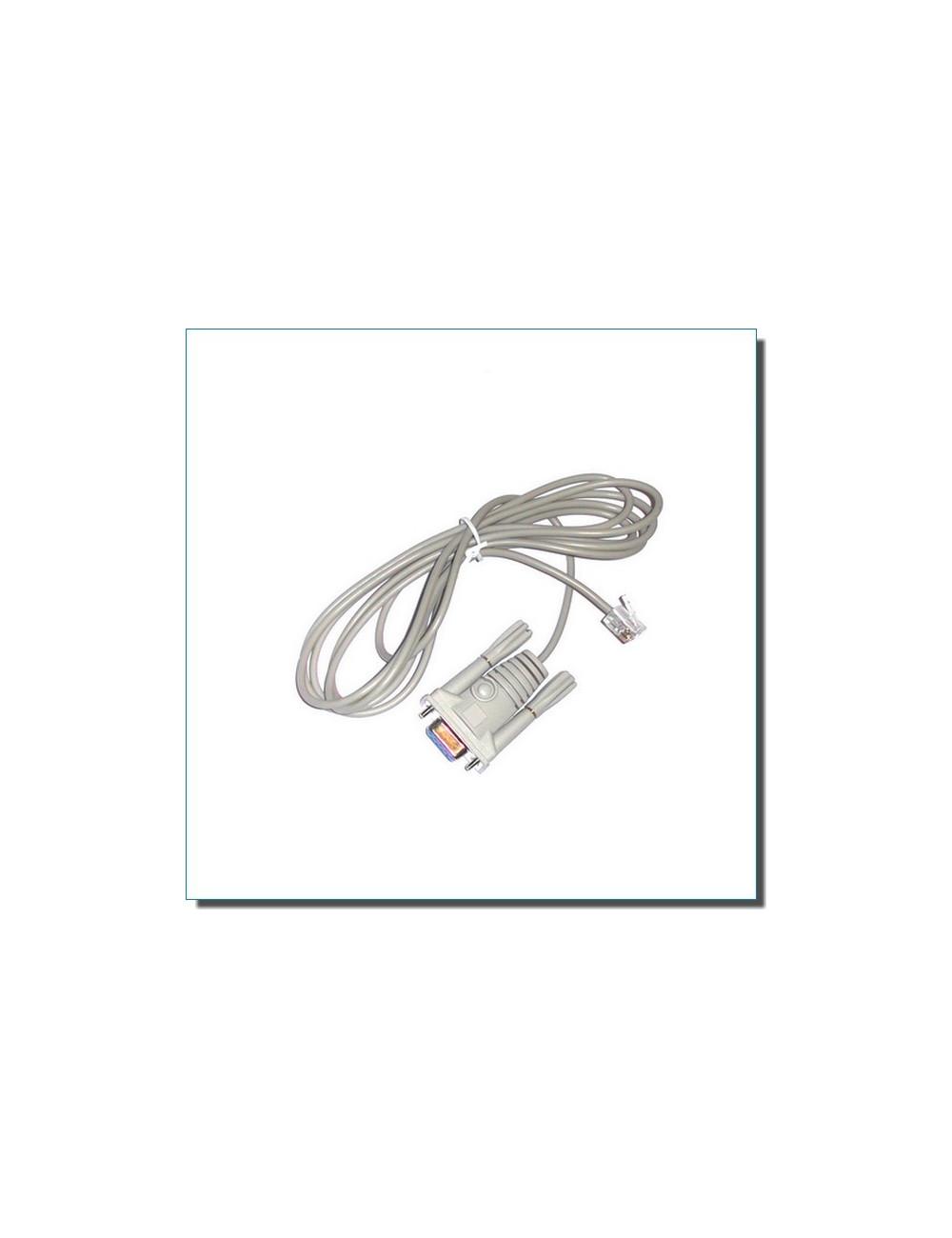 Câble série RS232 pour monture EQ3.2/EQ5