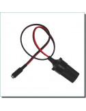 Câble 12 Volts allume-cigare/Jack 5.5-2.1mm